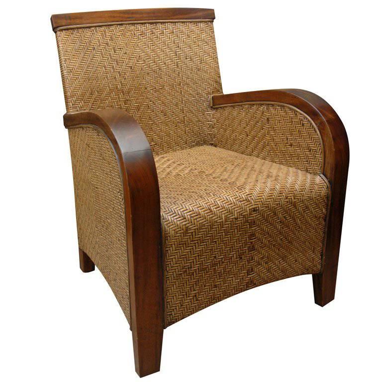 Colonial Club Chair