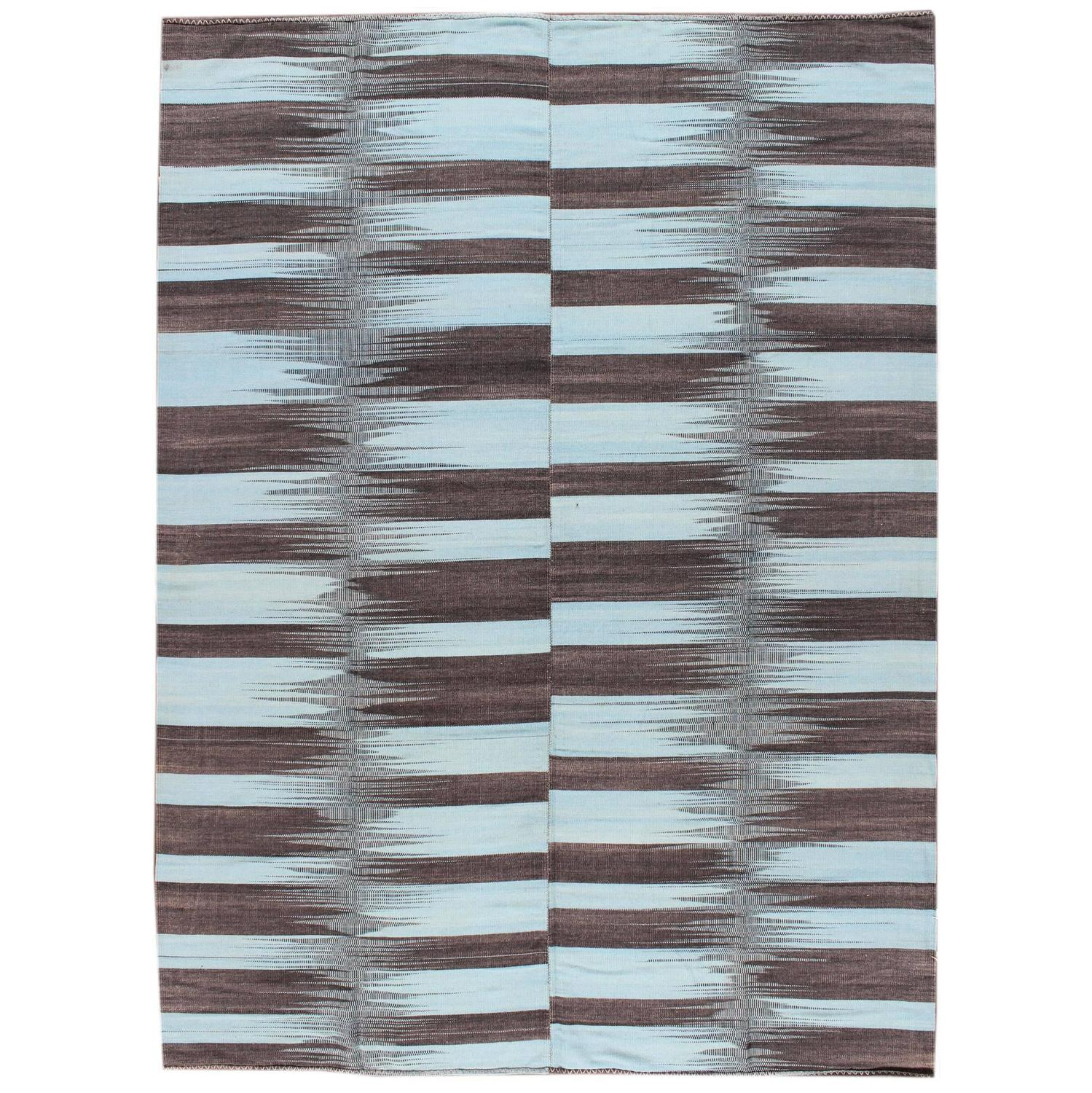 Modern Geometric Kilim For Sale At 1stdibs