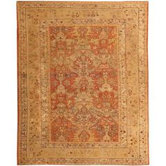 Antique Ghiordes Rug
