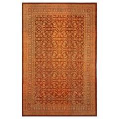 Antique Amritsar Carpet