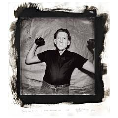 Jerry Lee Lewis Backstage, The Palomino Club, N.Hollywood by Nigel Dickson