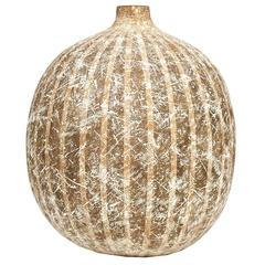 """Claude Conover Vase """"Aztec"""""""