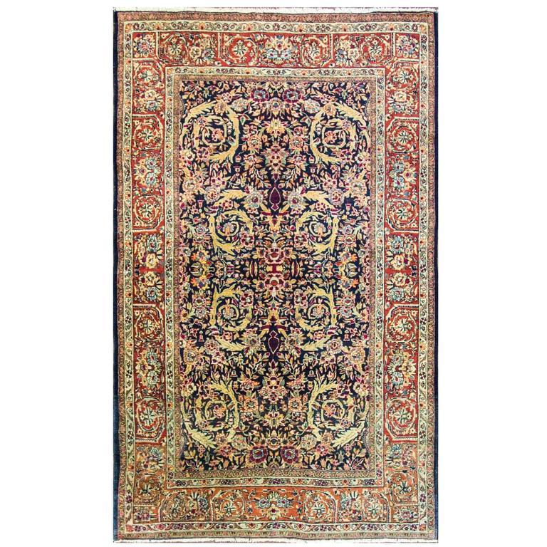 Royal Kashan Rug For