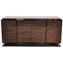 Art Deco Style Macassar Sideboard