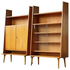 Bookcases by Helmut Magg