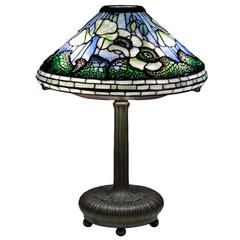Tiffany Studios 'Poppy' Table Lamp