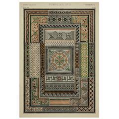 Pompeian Plate XXV, 1868