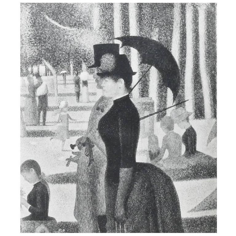 Georges Seurat Catalog Raisonne, One of Only 50 Copies For Sale