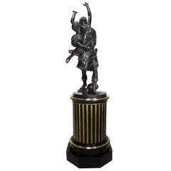 """French 19th Century Patinated Bronze Group """"The Abduction of the Sabine Women"""""""