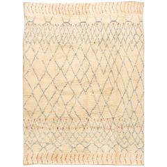 Moroccan Inspired Rug
