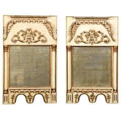 Pair of 19th Century Italian Mirrors