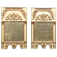 Pair of 19th Century Italian Mirrors