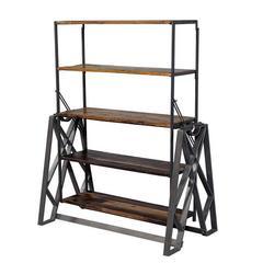 Industrial Display Shelf