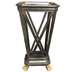 20th Century Regency Style Umbrella Stand