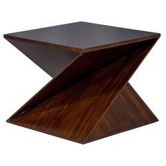 Pair of Allison Paladino Twist Table