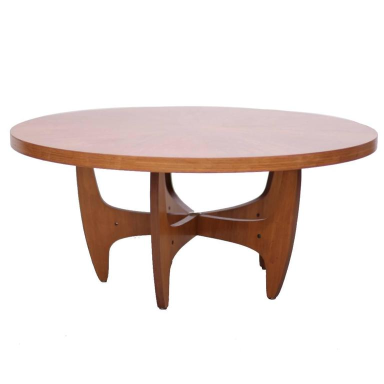 Danish 1960s Teak Coffee Table For