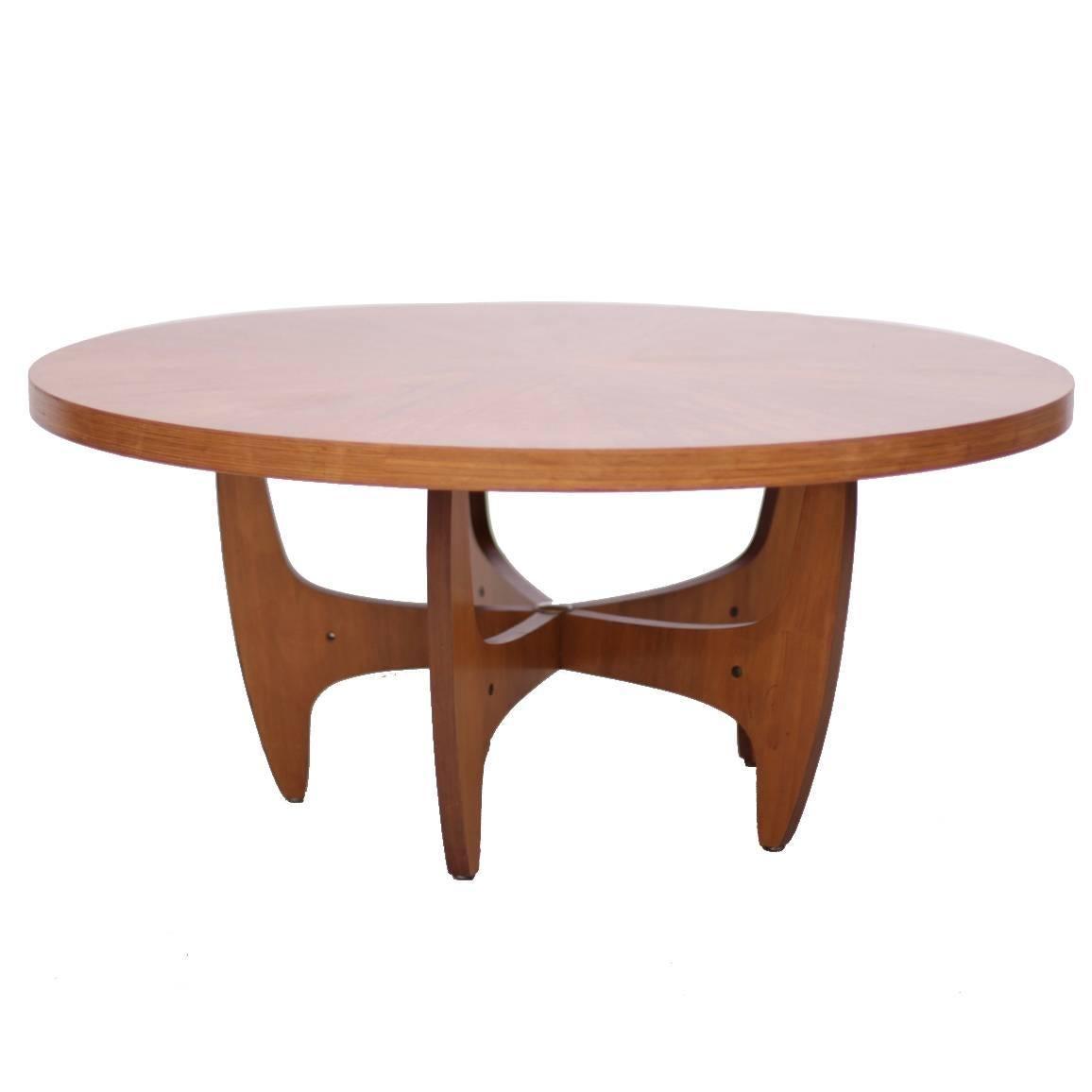 Danish 1960s Teak Coffee Table