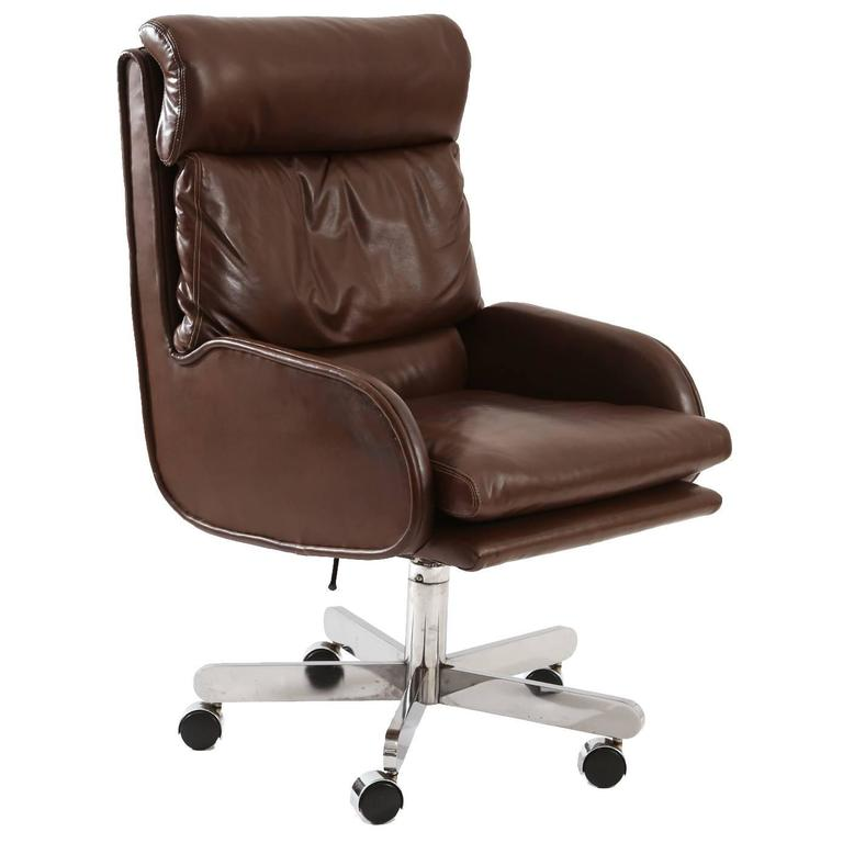 for dunbar leather and chrome office chair is no longer available