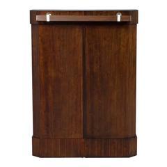 Early 20th Century Folding Bar Cabinet