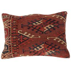 Antique Turkmen, Turkoman, Yomut Tribe, Pillow