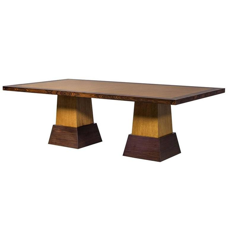 Modern Mozambique Dining Table