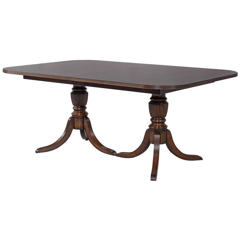 mahogany duncan phyfe pedestal dining room table 28  : DS4979001orgz from americanhomesforsale.us size 965 x 965 jpeg 28kB