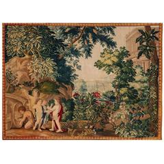 Brussels 18th Century Bacchanale Tapestry