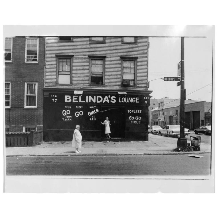 Belinda's Lounge by Anders Goldfarb