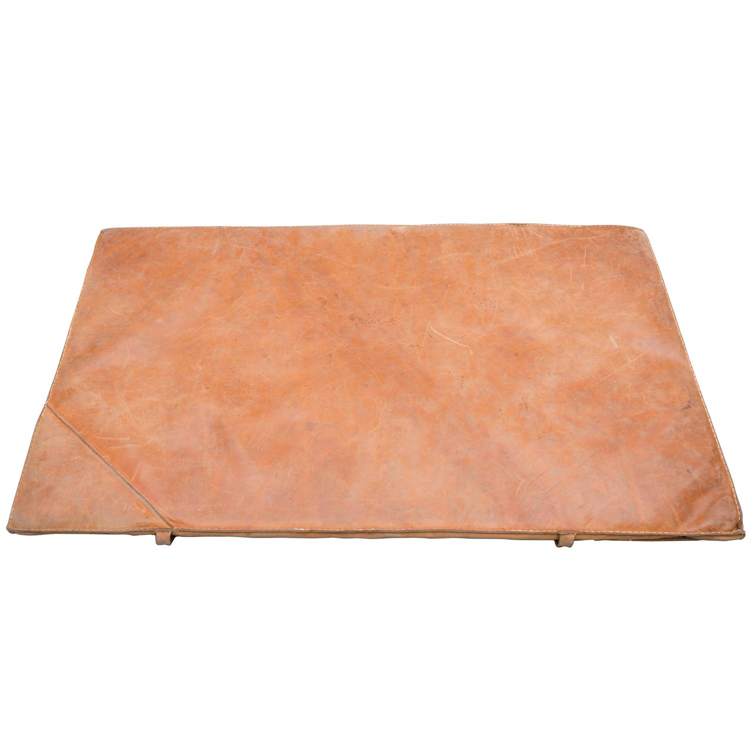 Leather Gym Mat, 1930s At 1stdibs