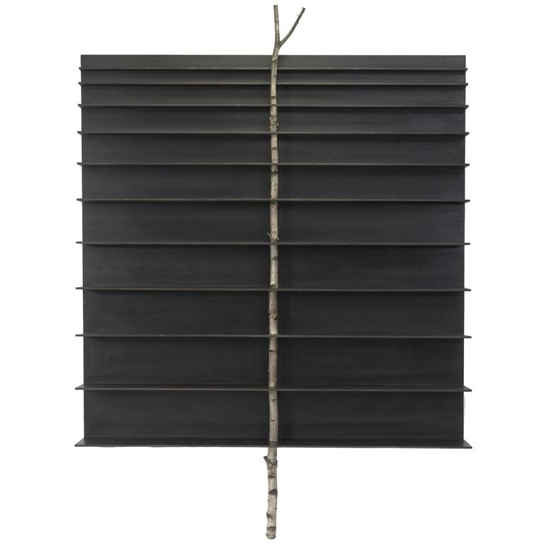 "Andrea Branzi, ""Tree 5"" Cabinet or Bookshelf, 2010"