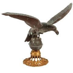 American Copper Weathervane in the Form of an Eagle