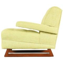 Art Deco Tufted Armchair
