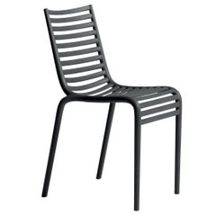 """PIP-e"" Stackable Outdoor Chair Designed by Philippe Starck for Driade"