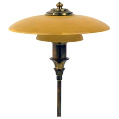 Very Rare Lyfa Table Lamp, 1930s