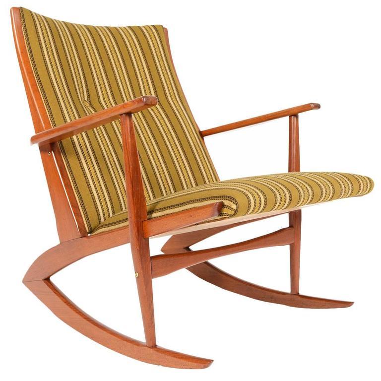 ... Georg Jensen Teak Model 97 Rocking Chair is no longer available