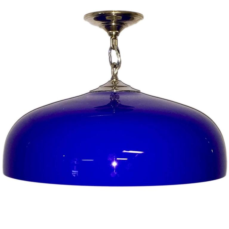 Mid century swedish glass pendant light fixture for sale for Swedish light fixtures