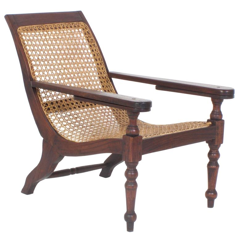 Etonnant British Colonial Antique Childu0027s Campaign Plantation Chair For Sale