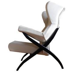 Fiorenza Italian Lounge Chair, Franco Albini, Arflex, Italy