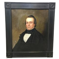 19th Century Portrait of Young Daniel Webster
