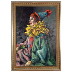 'The Clown' by Keith Kerton Lewin
