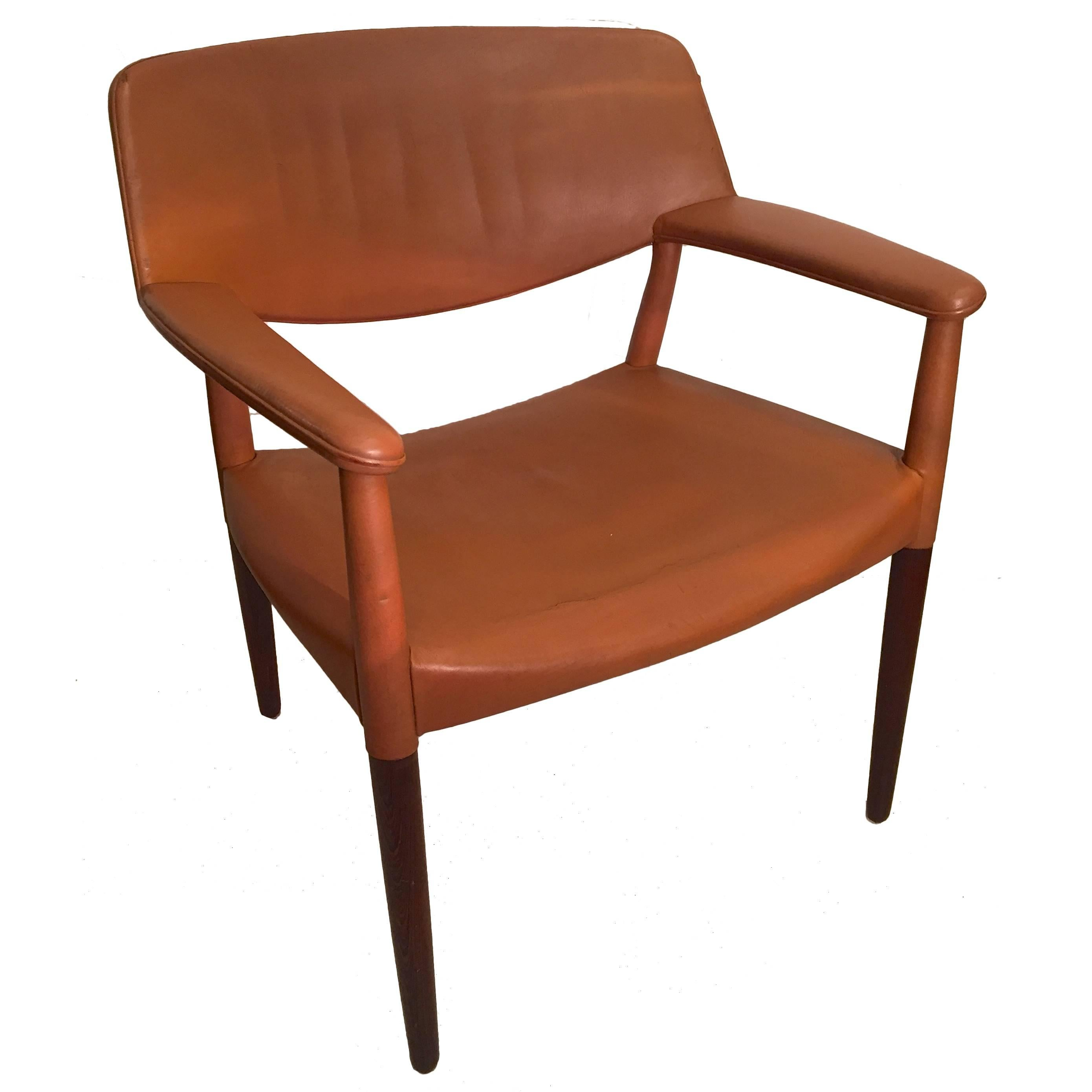 Armchair by Ejner Larsen and Aksel Bender Madsen