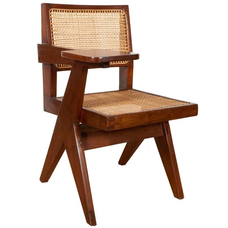 Pierre Jeanneret, Chair with Single Arm For Sale