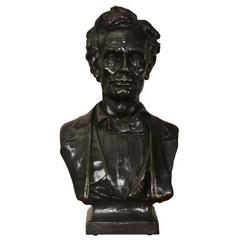 Abraham Lincoln by Max Bachmann