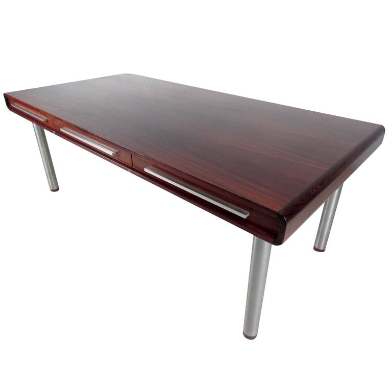 Dyrlund Rosewood Executive Desk