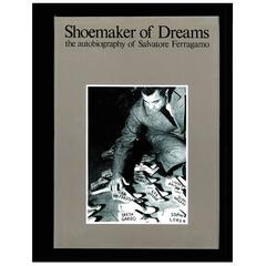 """Salvatore Ferragamo Books """"Shoemaker of Dreams"""""""