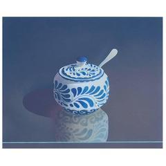 Mark Adams, Sugar Cup, 1985, Lithograph