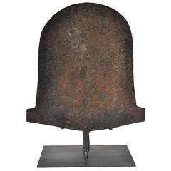 Early 19th Century Nigerian Iron Shield/Currency