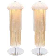 Jacques Garcia Jelly Fish Floor Lamp