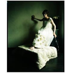 """The Wedding Dress,"" Photograph by Diana Lui, 2001"