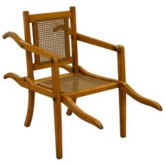 Ash Campaign Sedan Chair